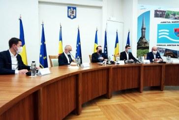 """Florin Cîțu spune că Maramureșul are proiecte în PNRR: """"Drumul expres Baia Mare – Satu Mare este o prioritate"""""""