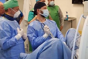 CU MEDICI DIN TIMIȘOARA – Intervenții chirurgicale în premieră la Județean