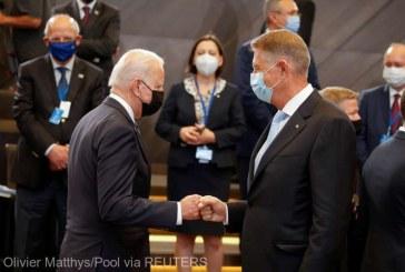 Iohannis anunţă că l-a invitat pe preşedintele SUA în România: Doresc să continuăm discuţia din 2015