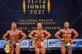CULTURISM ȘI FITNESS – Maramureșeni pe podium la Drobeta Turnu Severin