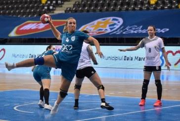 VICTORIE – CS Minaur este vicecampioana României la handbal feminin