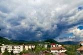 COD GALBEN – Zona de munte a Maramureșului vizată de ploi abundente