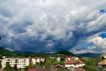 AVERTIZARE METEO – Ploi violente în 7 localități din Maramureș
