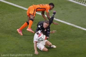 EURO 2020: Olanda, eliminată surprinzător de Cehia, cu 2-0, în optimi