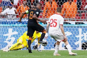 EURO 2020: Olanda a încheiat grupa cu o victorie cu 3-0 în faţa Macedoniei de Nord