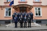 """IPJ Maramureș: 13 elevi ai Școlii de Agenți de Poliție """"Vasile Lascăr"""" Câmpina au depus jurământul"""