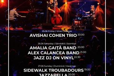 PE FINAL DE IUNIE – SamFest 2021 aduce concerte cu nume mari ale jazz-ului