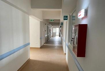 Modernizare: Condiții mai bune la Spitalul Orășenesc Vișeu de Sus