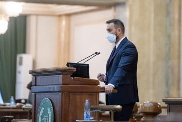 """Cristian Niculescu Țâgârlaș: """"Am votat pentru alegerea primarilor și a președinților de consilii județene în două tururi de scrutin"""""""