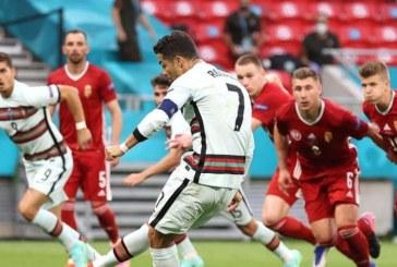 EURO 2020: Portugalia, campioana en titre, victorie conturată greu în faţa Ungariei (3-0)