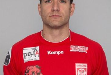 HANDBAL – Fost jucător de la Dinamo, adus la CS Minaur