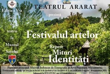 """În Baia Mare: Festivalul Național al Artelor """"Repere, Mituri, Identități"""" ajunge anul acesta la a V-a ediție"""