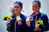 România, medaliată cu aur la Tokyo în proba de dublu vâsle feminin