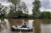 Inedit: Profesorul băimărean Horea Nașcu pornește astăzi cu barca de pe râul Săsar spre Sulina