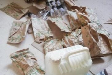 Percheziții la traficanți de droguri din Maramureș și Satu Mare. Ce au ridicat polițiștii