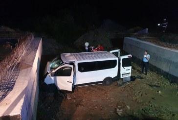 GÂRDANI – Accident cu 5 victime azi dimineață