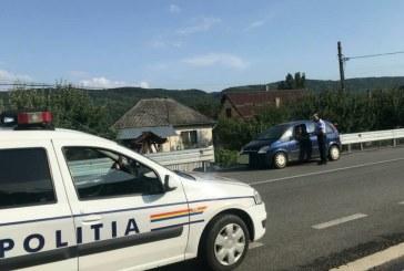 Nereguli în trafic pe bandă rulantă, la limita județelor Maramureș și Sălaj