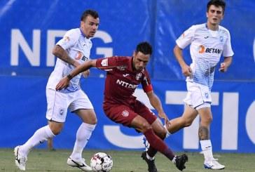 Universitatea Craiova a cucerit în premieră Supercupa României, după 4-2 cu CFR Cluj la loviturile de departajare