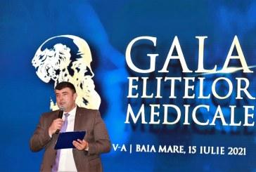 Executivul Consiliului Județean Maramureș a participat la Gala Elitelor Medicale, ediția a V-a