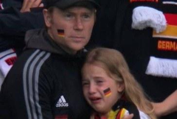 GEST – Fetița din Germania de care au ras englezii a ajuns vedetă