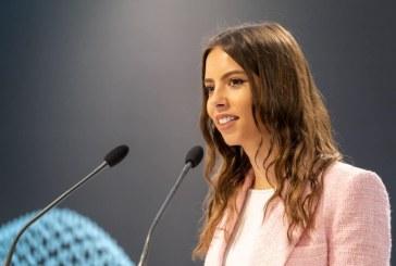 OFICIAL – Tânăra Mara Mareș, aleasă vicepreședinte al Organizației de Tineret a PPE