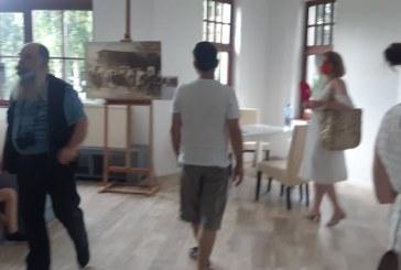 La Colonia Pictorilor: Tur ghidat al expoziției temporare «ARTIȘTI ȘI TOPOSURI Un compendiu de istorie culturală în imagini a Centrului Artistic Baia Mare»