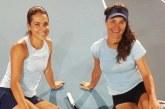 JO Tokyo 2020: Monica Niculescu şi Raluca Olaru au debutat cu o victorie în proba feminină de dublu a turneului de tenis
