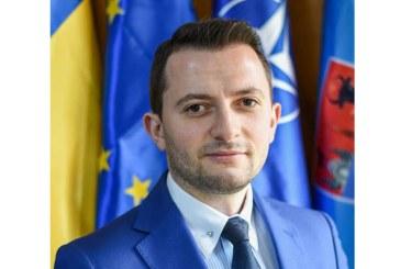 Prefectul Vlad Duruș a fost demis din funcție