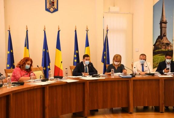 Ionel Bogdan: La rectificarea bugetară, dăm bani pentru proiectele de dezvoltare a Maramureșului