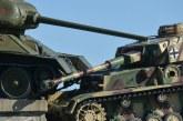 Un pensionar din Germania a ținut în pivniță un tanc din cel de-Al Doilea Război Mondial
