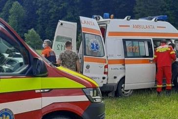 ALERTĂ – Bărbat atacat de urs aproape de casa unde locuia