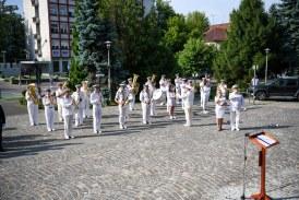 Fanfara Municipală Baia Mare, la ceas aniversar (VIDEO)
