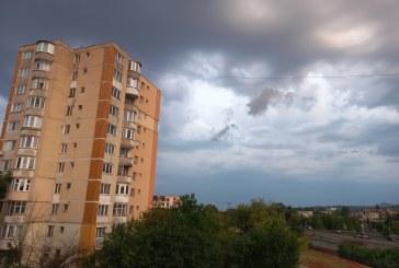 ALERTĂ METEO – Ne așteaptă câteva zile cu ploi în Maramureș