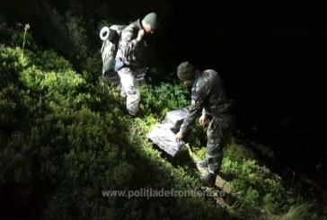 VIDEO – Focuri de armă la frontiera Maramureșului cu Ucraina