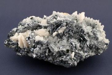 Exponatul săptămânii la Muzeul Județean de Mineralogie Baia Mare: Eșantion din mina Cavnic