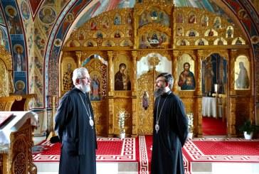 VIZITĂ – Episcopul Spaniei și Portugaliei a venit în Maramureș