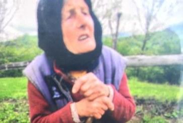 BORȘA – Femeie dispărută în zona Valea Poienii. E căutată și cu elicopterul