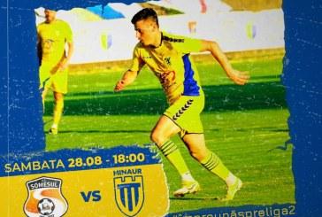 FOTBAL – CS Minaur începe lupta pentru a ajunge în Liga a II-a