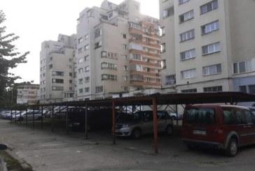 DEMOLĂRI – Parcări nelegale desființate în mai multe zone din Baia Mare