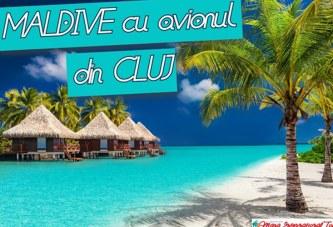 Maldive – Vacanță Exotică cu avionul din Cluj!