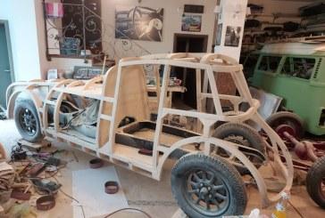 SIGHET – Restricții de circulație din cauza unei expoziții de mașini made in România