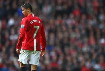Cristiano Ronaldo a semnat cu Manchester United