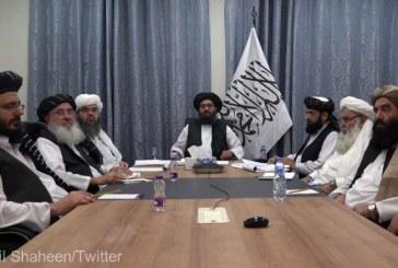 UE susţine că nu are altă opţiune decât de a discuta cu talibanii