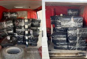 OPRIRE ÎN TRAFIC – Maramureșean prins în Ciuperceni cu țigări de contrabandă