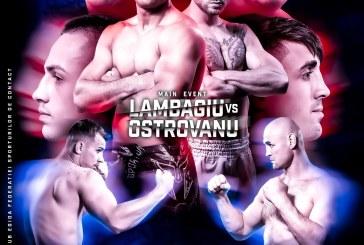 Băimăreanul Florin Cardoș revine în ring pe 22 septembrie. Cine mai luptă în gala Dynamite Fighting Show (VIDEO)