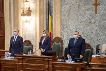 Senatorul Dan Ivan, secretarul Senatului și în noua sesiune parlamentară