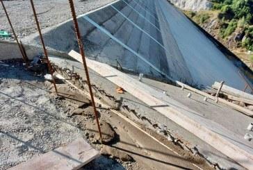 Se mai întâmplă și lucruri bune Înaintează lucrările la barajul Runcu