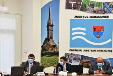 Secretarul general adjunct al Guvernului, Mircea Abrudean, discuții cu primarii din Maramureș