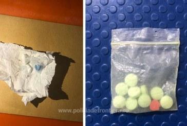 PENTRU DISTRACȚIE – Cetățeni străini prinși cu droguri pe aeroportul din Cluj