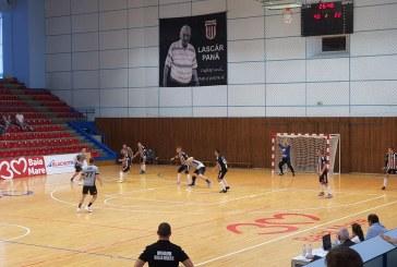 Minaur s-a calificat în turul al doilea al EHF European Cup